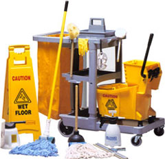 Cleaning Supplies Equipment 2 Supplies & Equipment