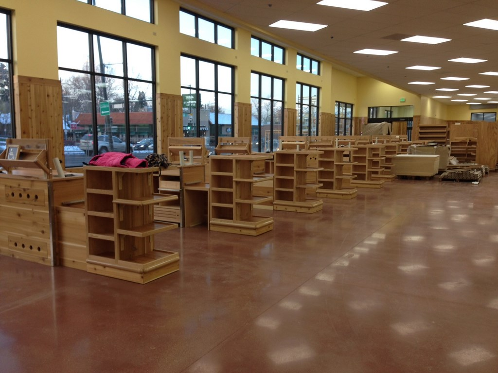 Traders Joe S Grocery Store Chain Final Post Construction