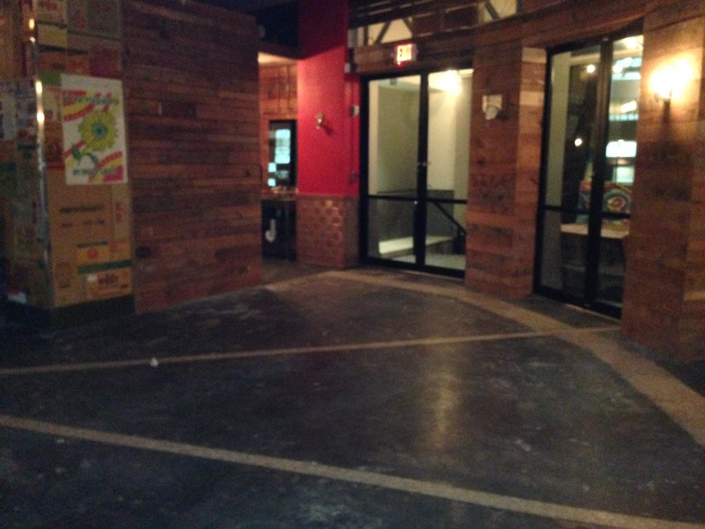 Flooring Services Dallas Tx : Crushcraft restaurant strip seal and wax floors in uptown