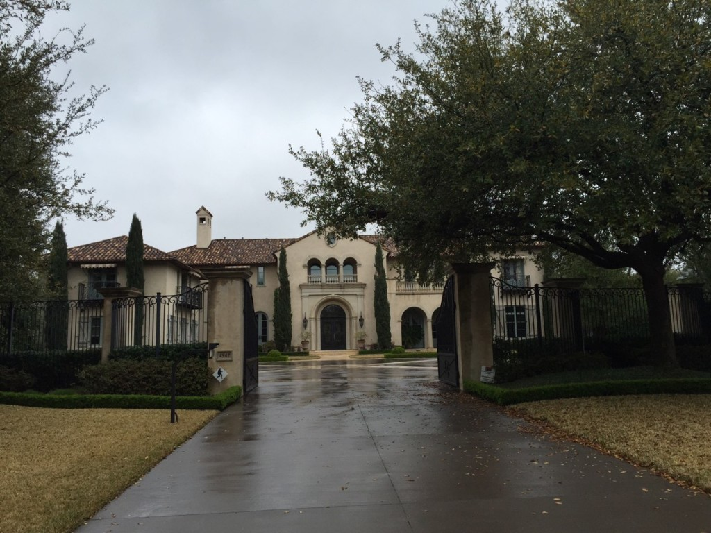 Large Mansion In Dallas Tx Move Out Deep Clean Up Grubbs