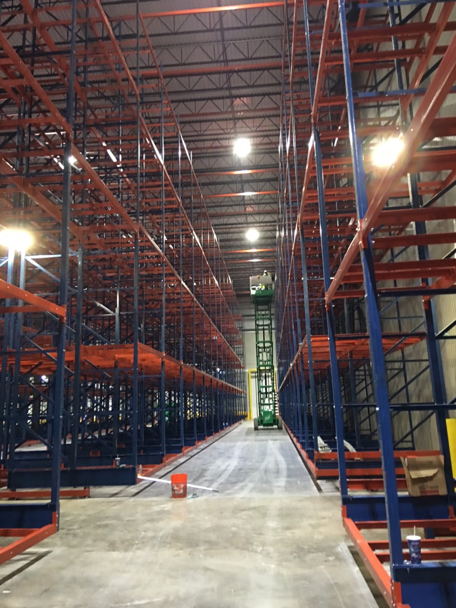 US Cold Storage Final Post construction Cleaning in Dallas TX 021 & US Cold Storage Final Post construction Cleaning in Dallas TX 021 ...