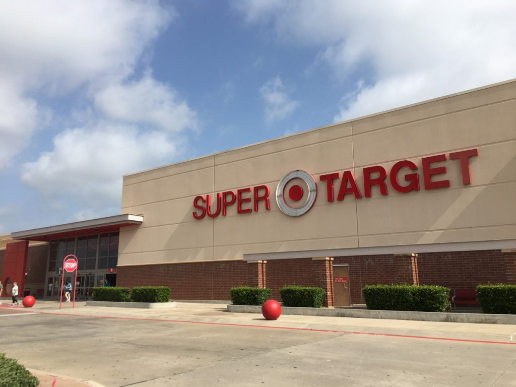 Super Target Store Post Construction Cleaning Service In Dallas TX