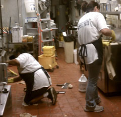 Commercial Restaurant Cleaning Service in Dallas Restaurant Cleaning Service