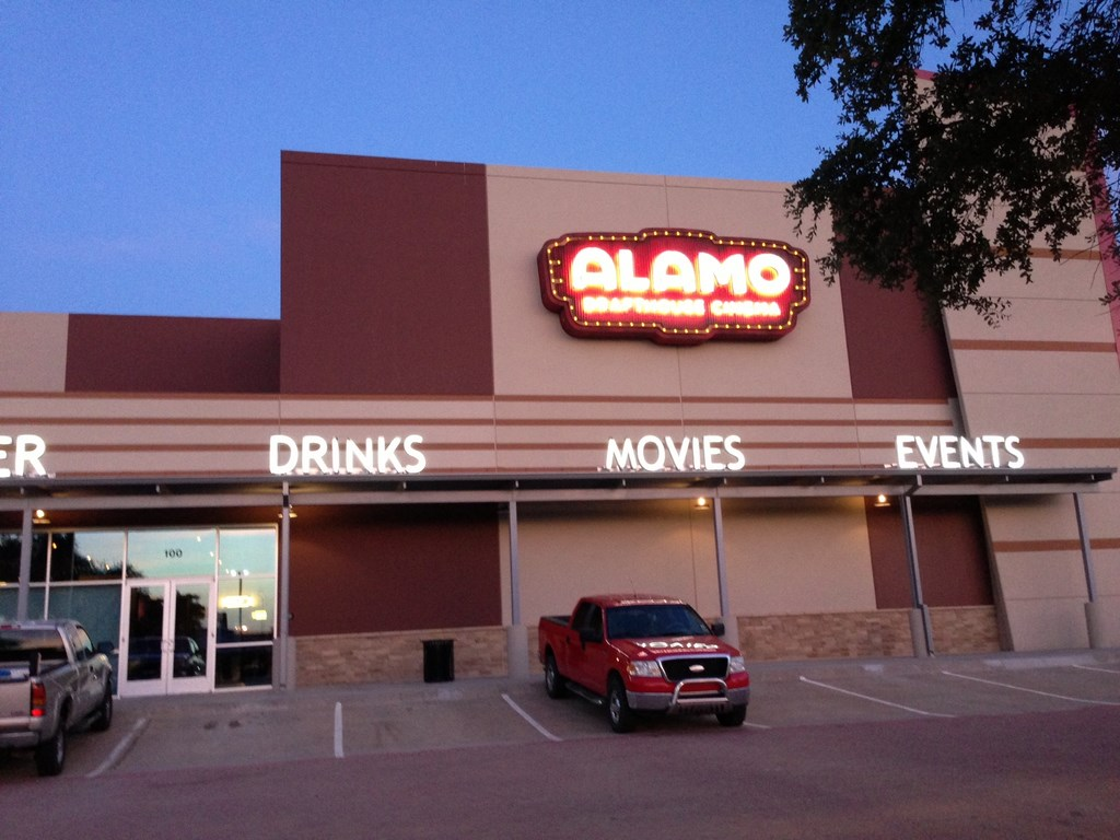 Alamo Movie Theater Chain Cleaning Service in Dallas, Texas