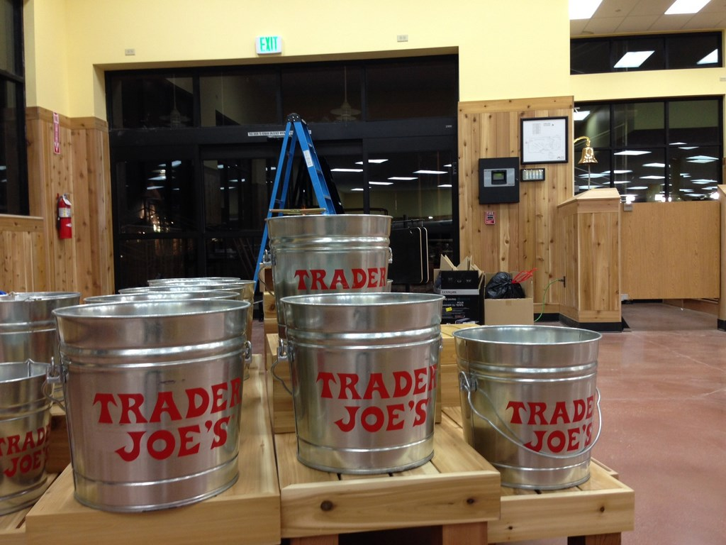 Trader Joe's Grocery Store Chain Windows Cleaning in Denver, Colorado