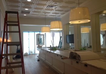 Dry Bar Post Construction Cleaning Service in Houston TX 01 bc884b9a7c5c65f12cee6058378b7679 350x245 100 crop Beauty Hair Saloon Chain Post Construction Cleaning in Houston, TX