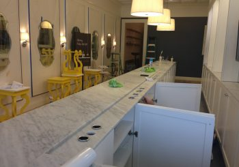 Dry Bar Post Construction Cleaning Service in Houston TX 14 155b5e702eb686e3c9ecec8f36d0e5ac 350x245 100 crop Beauty Hair Saloon Chain Post Construction Cleaning in Houston, TX