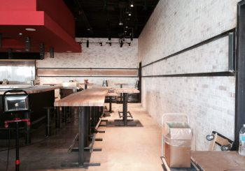 Hopdoddy Post Construction Cleaning Service in Addison TX Phase 1 09 26816bd2eaf2e2ec1dfc0afce3dad9b0 350x245 100 crop Hopdoddys Restaurant/ Bar Post Construction Cleaning Service in Addison, TX Phase 1