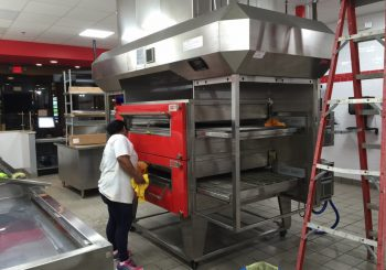 House Post Construction Clean Up Service in HighlanPizza Fast Food Restaurant Chain Final Post Construction Cleaning in Dallas Texas d Park TX 002jpg 9803c6791ab43ea10b82a8ca9574c204 350x245 100 crop Pizza Restaurant Final Post Construction Cleaning in Dallas, TX