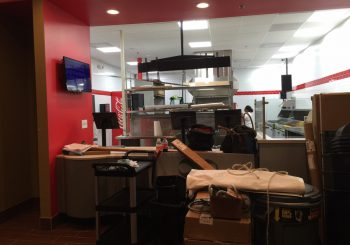 House Post Construction Clean Up Service in HighlanPizza Fast Food Restaurant Chain Final Post Construction Cleaning in Dallas Texas d Park TX 005jpg 633741ae8eabdda1b92641d0ecc96cd5 350x245 100 crop Pizza Restaurant Final Post Construction Cleaning in Dallas, TX