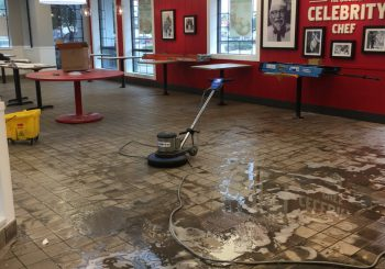 KFC Fast Food Restaurant Post Construction Cleaning in Dallas TX 009 9c040c9867a83ee8ab1ba780ccfe7b62 350x245 100 crop KFC Fast Food Restaurant Post Construction Cleaning in Dallas, TX