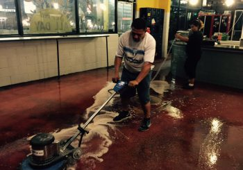 Rusty Tacos Floors Stripping and Rough Clean Up Service in Dallas TX 014 4708bbc8250a1852219b549f2394f500 350x245 100 crop Rusty Tacos Floors Stripping and Rough Clean Up Service in Dallas, TX