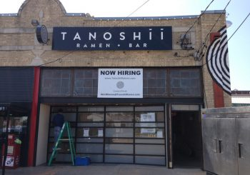 Tanoshii Restaurant Bar Post Construction Cleaning in Downtown Dallas Texas 03 860ae5a3065f4a0a344780ccb304eaf3 350x245 100 crop Restaurant / Bar Post Construction Clean Up in Downtown Dallas, TX