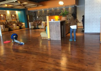 Tupinamba Café Restaurant Stripping Sealing the Floor after our Construction Cleaning 004 321a77b6809d40092d14ef44a7af763d 350x245 100 crop Tupinamba Café Restaurant Stripping, Sealing the Floor after our Construction Cleaning