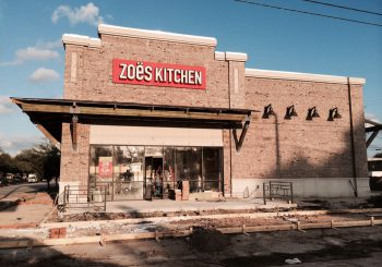 Zoes Kitchen Houston TX Final Post Construction Clean Up 25 10757053ff50cf9aa7443235a06310db 350x245 100 crop Phase 2 Residential House Post Construction Clean Up Service in Dallas, TX