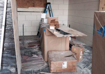 Zoes Kitchen Houston TX Rough Post Construction Clean Up Phase 1 02 baf086e16784cc27a86e7f5b1f6502a5 350x245 100 crop Jell Salon & Lounge Hair Salon Strip, Seal and Wax Floors in Highland Park, TX