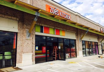 Zoes Kitchen in Houston TX Final Post Construction Cleaning 32 d289a3c9a92f25e7ce3bafae47ca6b5c 350x245 100 crop TJ Seafood Uptown Restaurant Kitchen Deep Cleaning Service in Dallas, TX